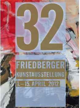 Friedberger_Kunstausstellung_Plakat